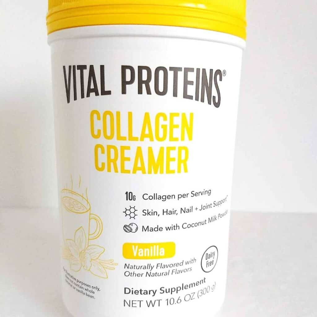 vital protein collagen coffee creamer 1024x1024 - The 20 Best Keto Coffee Creamer Ideas with 6 Recipes