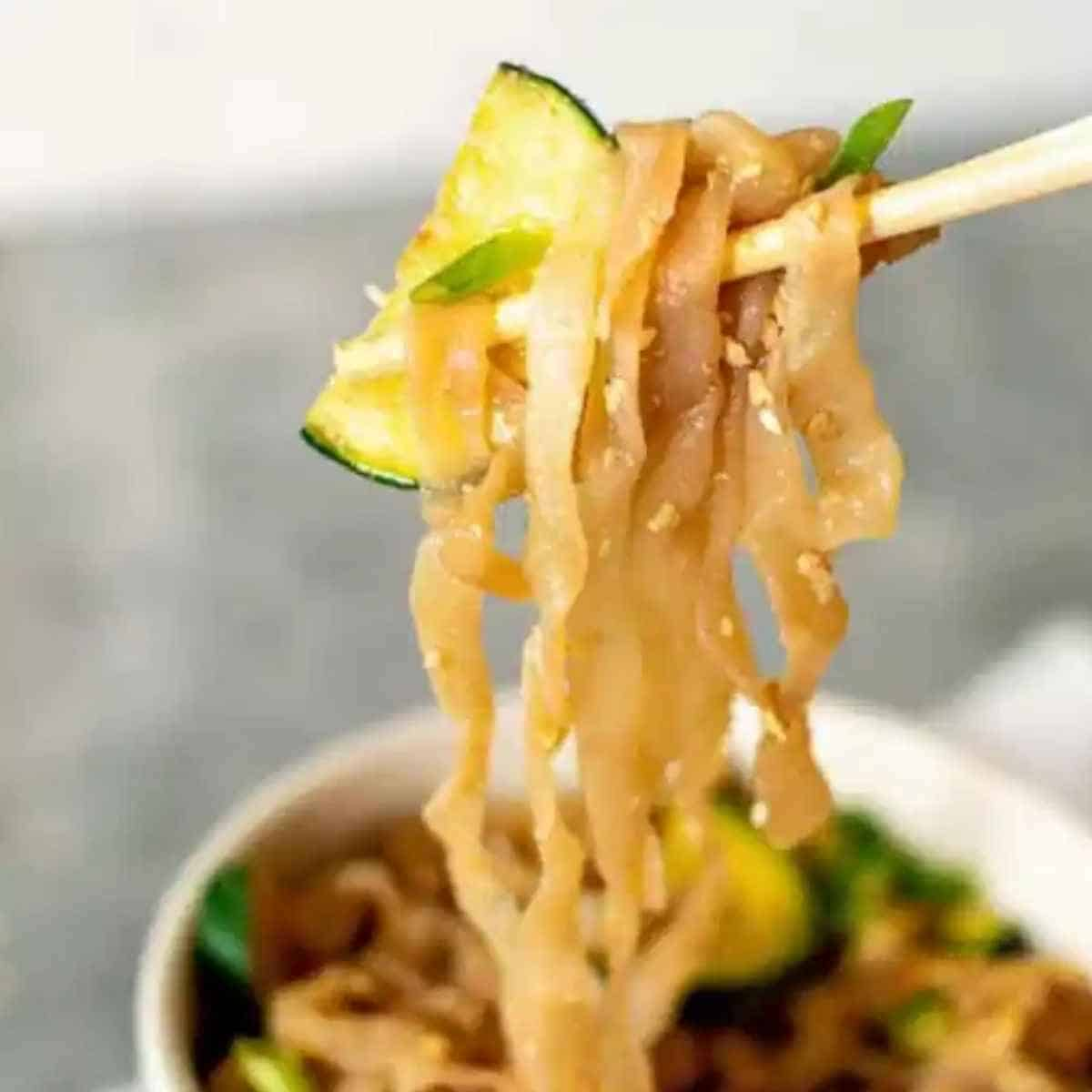 low carb asian noodle bowl - Shirataki: The True Keto Approved Asian Noodle