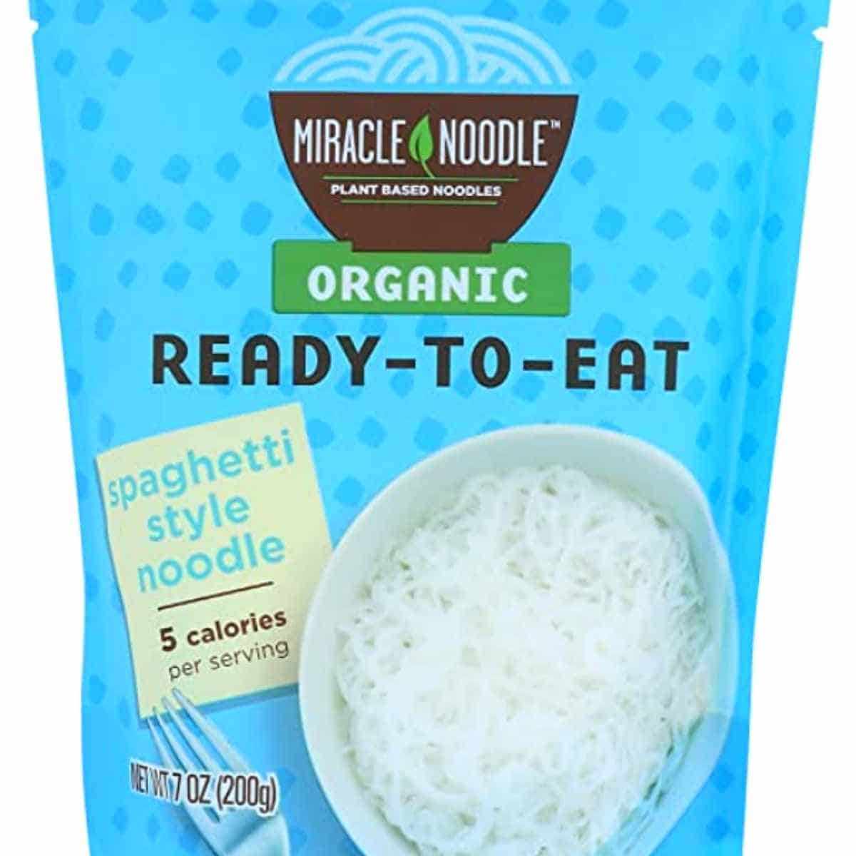miracle noodle bag - Shirataki: The True Keto Approved Asian Noodle