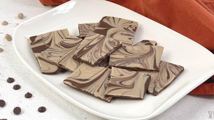 chocolate peanut butter bark s 720x405 - Keto Christmas Crack Recipes & Ideas