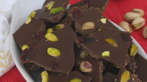 low carb chocolate bark 480x270 - Keto Christmas Crack Recipes & Ideas