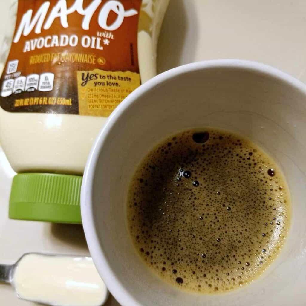 mayo coffee 1024x1024 - Coffee Mayonnaise Recipe